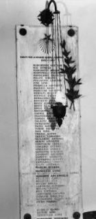 Caduti per la Grande guerra europea 1915-1918 / [Giancarlo Giovetti, fotografo]