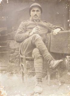Soldato Amedeo Froldi