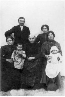 Famiglia di Cesare Gozzi