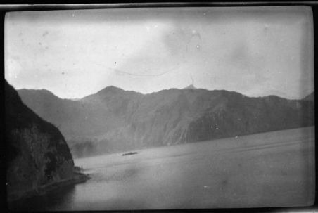Veduta del Lago d'Iseo