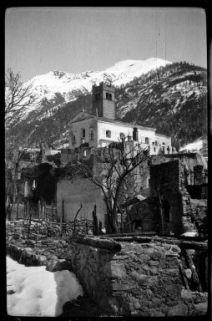 Ponte di Legno: Paese e chiesa