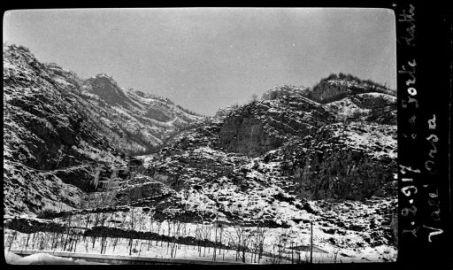 Da Forte Ratti, Vall'Orsa