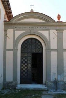 Monumento ai caduti , Cappella votiva