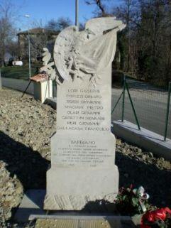 monumento ai caduti, a cippo