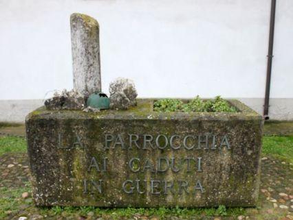 monumento ai caduti, a colonna spezzata
