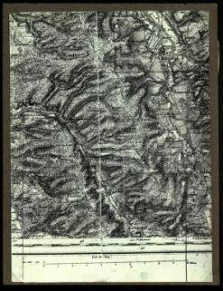Mappa delle Argonne