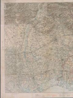 [Friuli-Venezia Giulia] / Istituto geografico militare