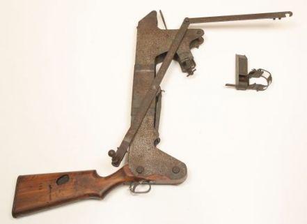Alzo iposcopico  per fucile M 95
