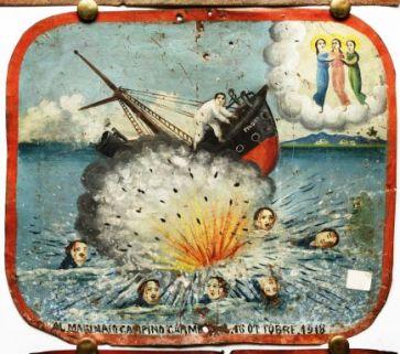 Al marinaio Campino Carmelo. 16 ottobre 1918