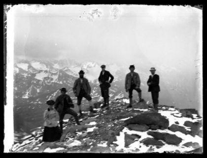 Panorama montano [Tirolo]
