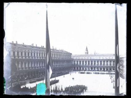 Veduta di Venezia, piazza San Marco