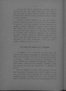 3. Relazione morale 1. settembre-30 aprile 1918 e resoconto finanziario 1. agosto 1916-30 aprile 1918 / la Casa del soldato in Livorno
