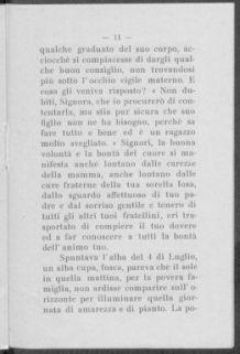 A Mario Belloni morto per la grandezza d'Italia il 4 Luglio 1918