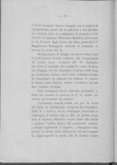 A ricordanza di un caduto : Francesco Saladini, Giudice e Capitano nei Bersaglieri