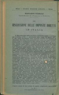 Amnistia concessa con Decr. Luog. 27 maggio 1915, n. 740
