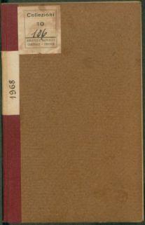Approvvigionamenti e consumi, modificazioni e aggiunte alle norme penali vigenti sulla materia : D. L. 18 aprile 1918, n 497