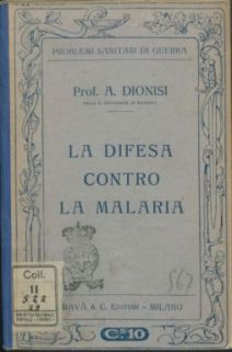 La difesa contro la malaria