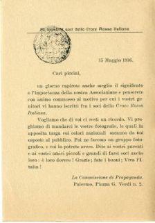 La Guerra e la Croce rossa : conferenza tenuta in Palermo il 20 aprile 1916 / Giovanni Mari