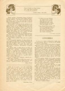 20 settembre 1915 : numero unico pubblicato a cura del Comitato bolognese Pro Patria