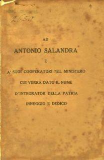10. sonetti a gli adoratori della pace / Giovanni Cristofferi