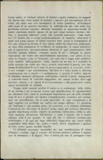 """Pensiamo ai """"feriti"""" della tubercolosi / N. Sforza"""