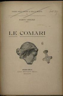 Le comari / Egisto Gerunzi