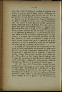 Lo sforzo industriale della Francia / versione italiana di Pietro Santamaria
