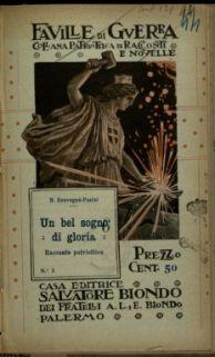 Un bel sogno di gloria : racconto / Maria Benvegnu Pasini
