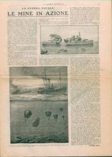 La guerra illustrata : descrizione dei luoghi e delle forze che partecipano alla grande conflagrazione