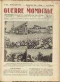 La guerre mondiale : bulletin quotidien illustré