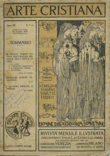 Arte cristiana : rivista mensile illustrata