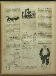 Pasquino : giornale umoristico, non politico, con caricature