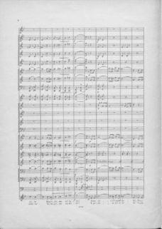 Inno militare italiano : per banda e canto / parole e musica di F. Massardo
