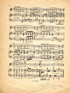 Inno dei fucilieri / parole del tenente Ferdinando Cipollini ; musica di Dante Cipollini
