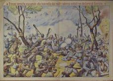 Trincee nemiche espugnate alla baionetta dai nostri valorosi soldati nei dintorni di Gorizia / G. Gulmanelli
