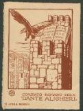 Comitato romano della Dante Alighieri  / Paschetto
