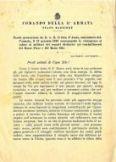 Parole pronunciate da S.A.R. il duca d'Aosta, comandante dell'Armata, il 27 gennaio 1918 consegnando le ricompense al valore ai militari dei reparti distintisi nei combattimenti del Basso Piave e del Basso Sile  / Comando della 3. armata, Stato maggiore